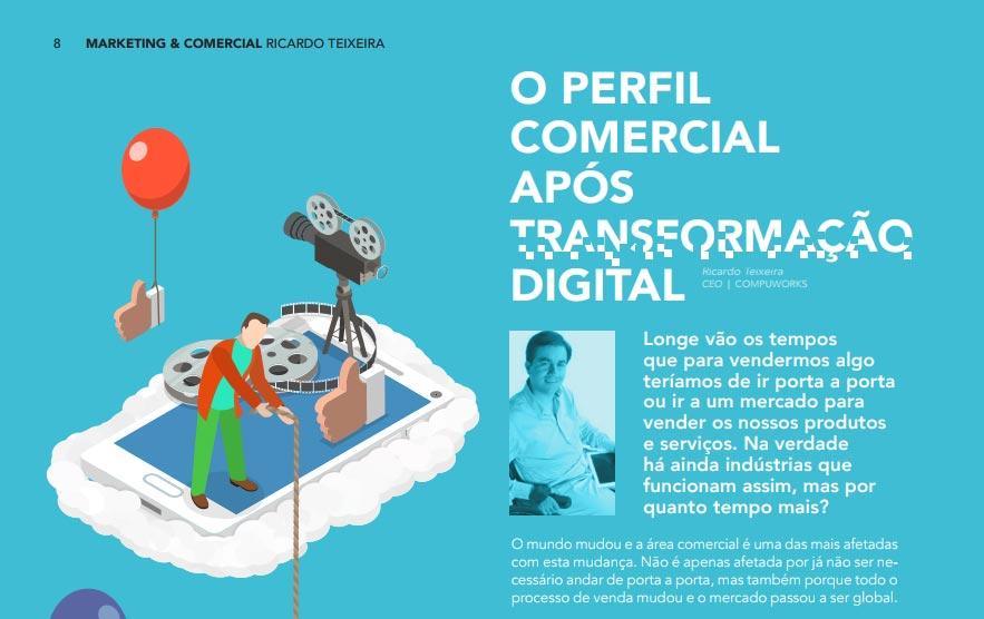 Compuworks - O perfil comercial após Transformação Digital