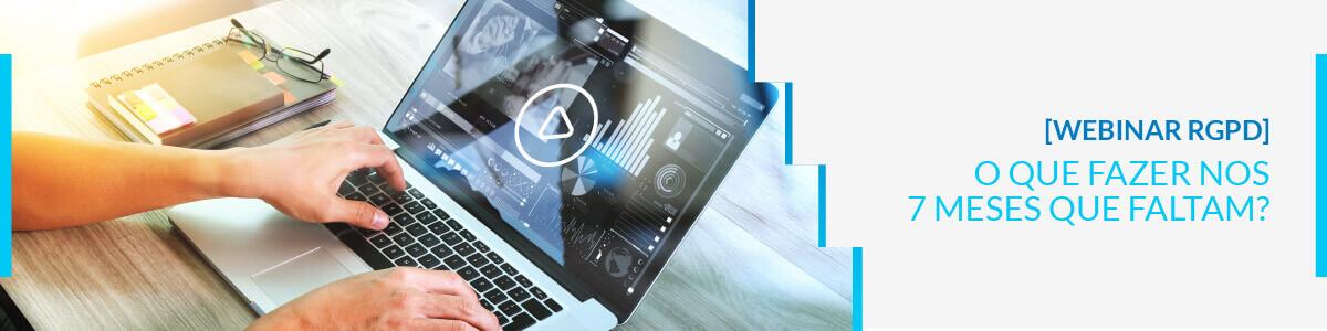 Compuworks inicia série de webinars sobre o novo Regulamento Geral de Proteção de Dados