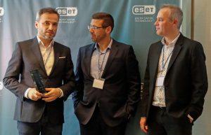 Compuworks distinguida entre os parceiros ESET em Portugal