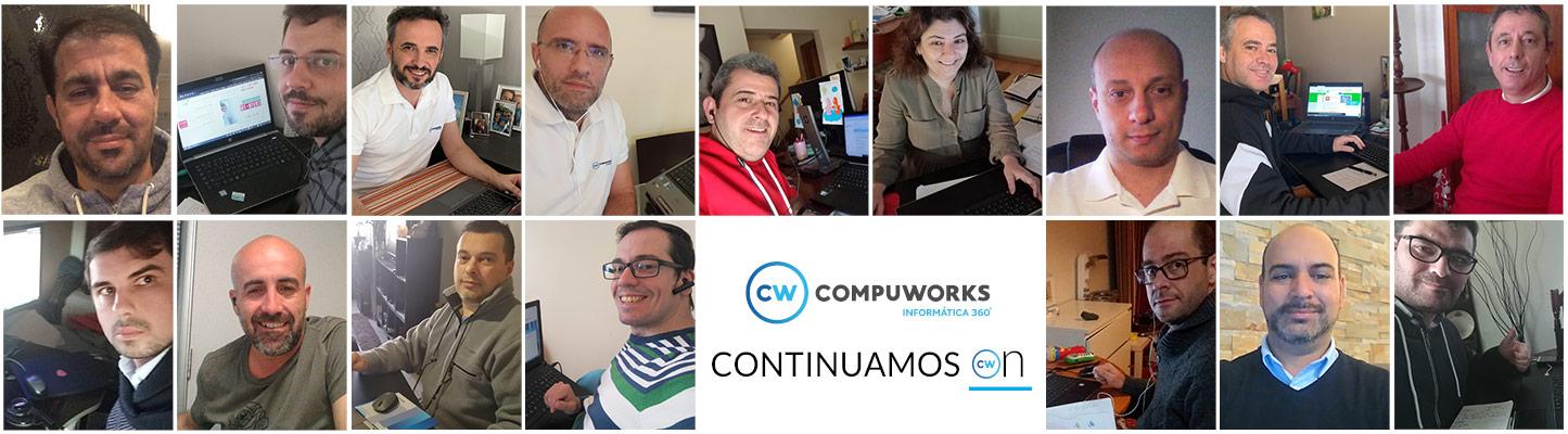 Compuworks: #estamoson para garantir a segurança da sua empresa