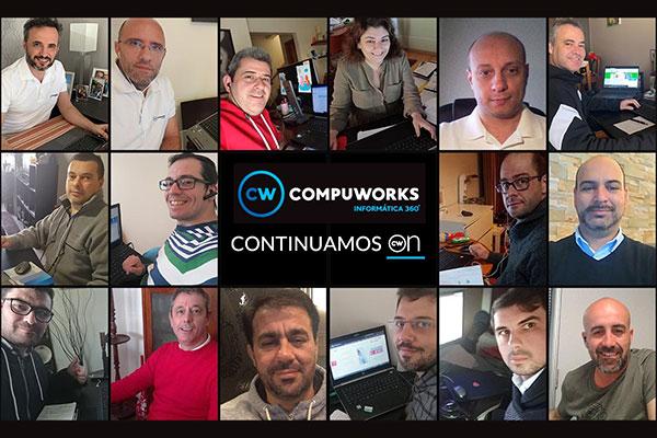 Compuworks: #estamoson